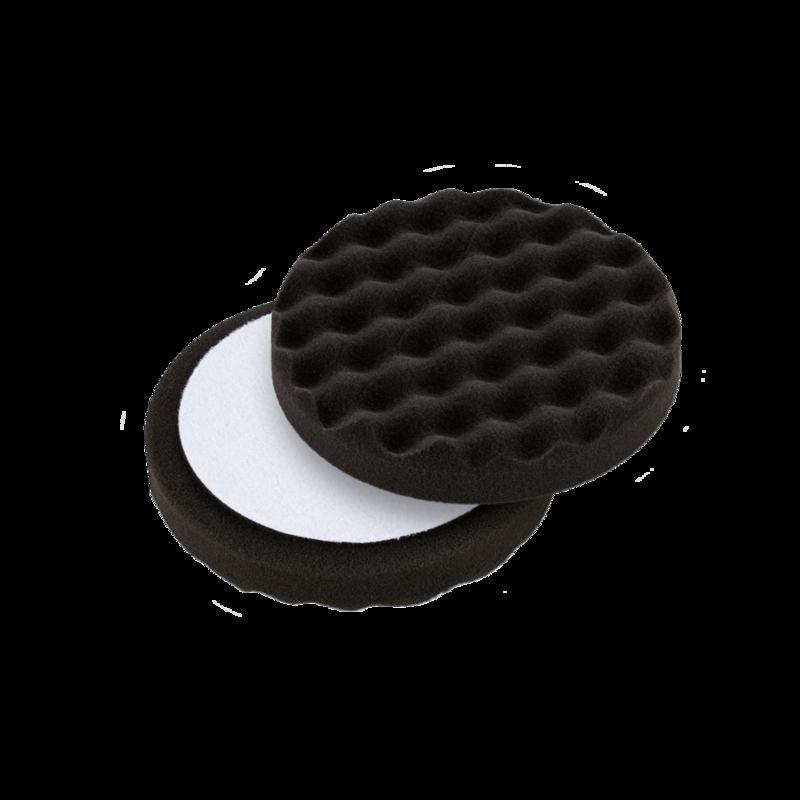 Waffle pad, black, soft