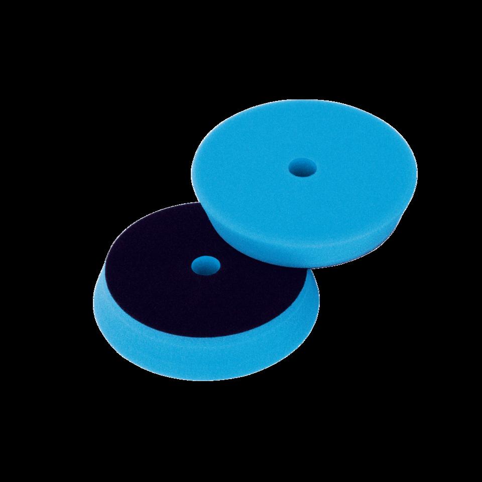 Polish pad, blue, medium