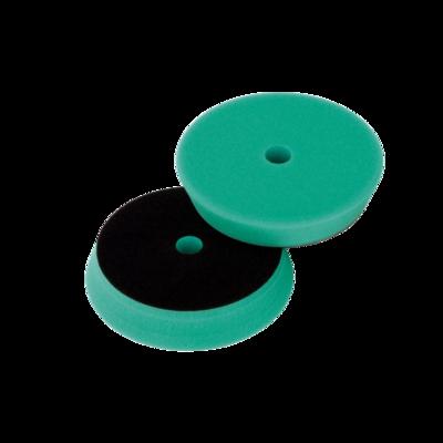 Polish pad, green, hard