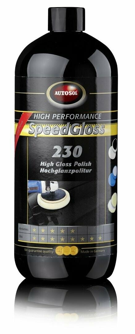 High Performance Speed Gloss 230