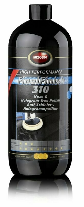 High Performance Final Finish 310