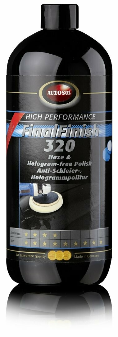 High Performance Final Finish 320