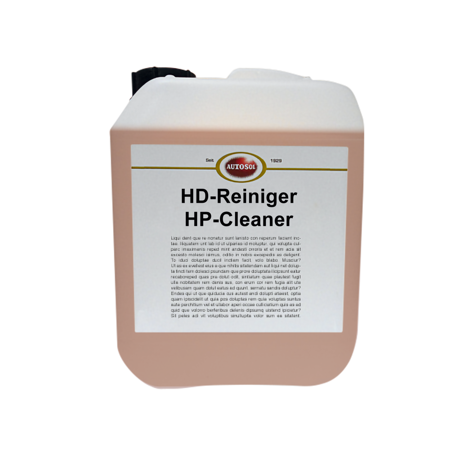 High Concentrate Detergent-HD