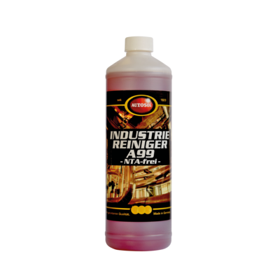 Industrial Cleaner A99 - NTA Free