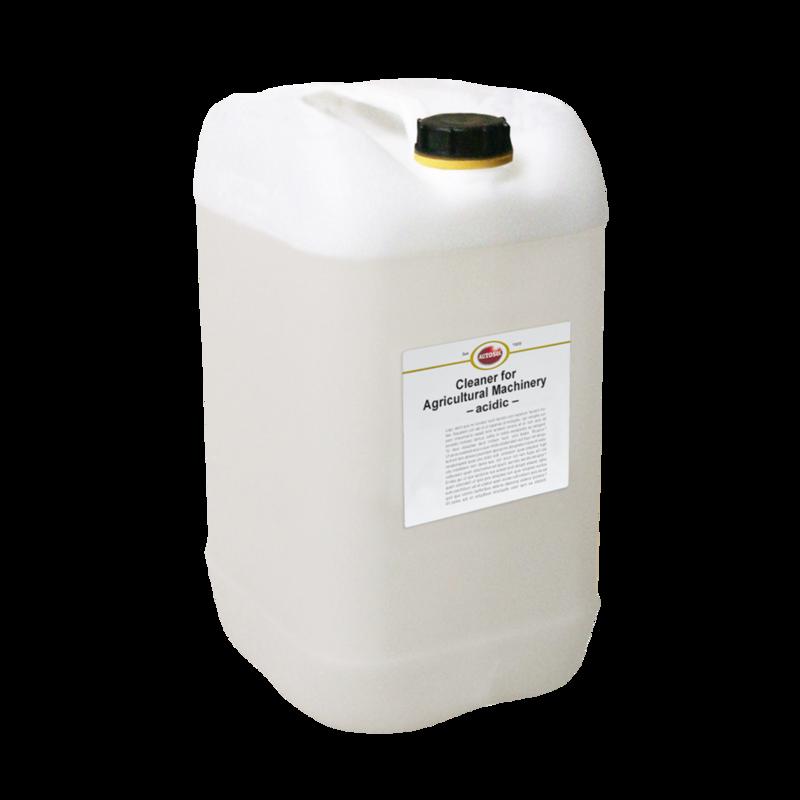 Agricultural Cleaner - Acidic