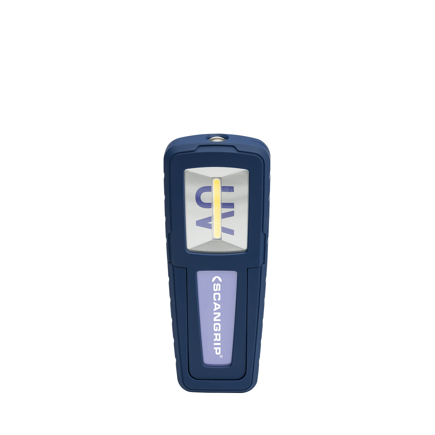UV-FORM Rechargeable work lamp with COB-LED and UV spotlight