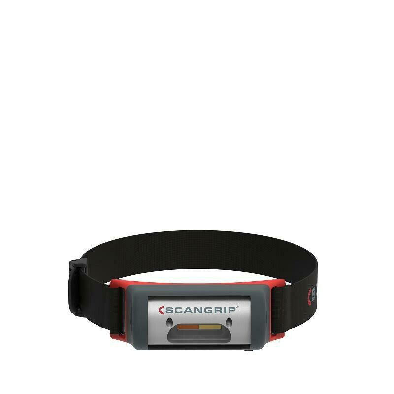 NIGHT VIEW Headlamp with white and red light