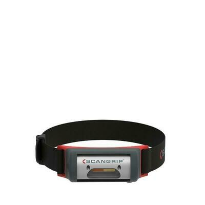 NIGHT VIEW​ Headlamp with white and red light