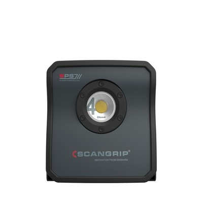 NOVA 4 SPS 4,000 lumen work light with SPS and BLUETOOTH