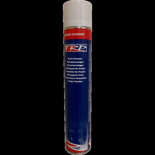 Brake cleaner aerosol