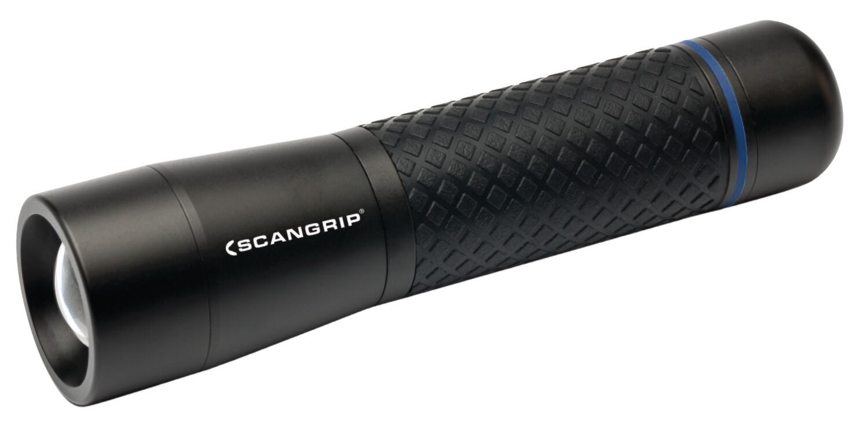 FLASH 200 Medium size LED flashlight with pocket and focus
