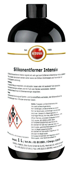 Silicone Remover Intensive