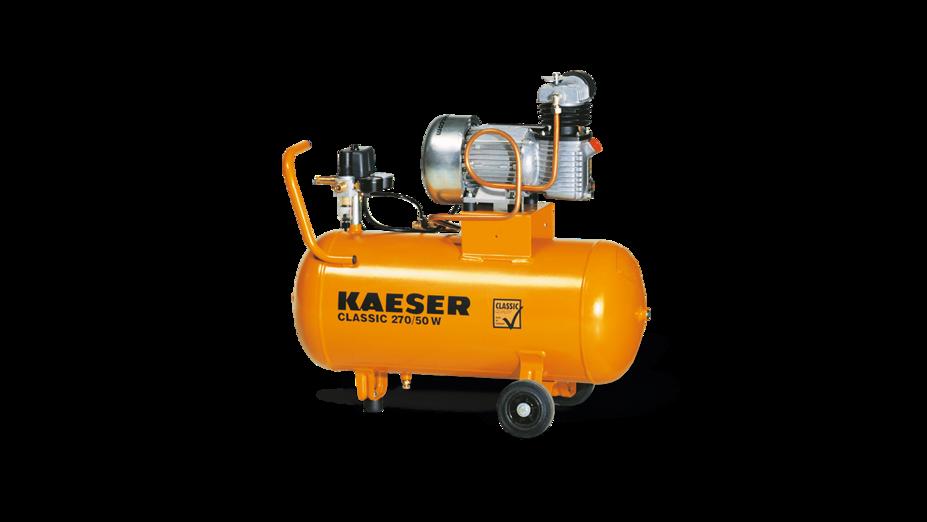 Kolbenkompressor Classic 210/50W