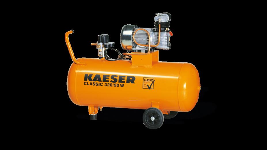Kolbenkompressor Classic 460/90W