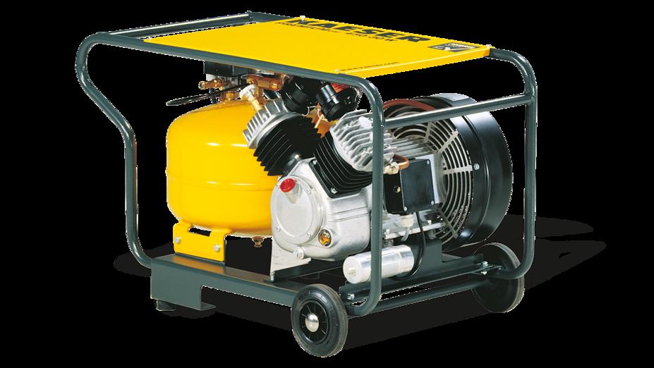 Kolbenkompressor Premium CAR 200/30W