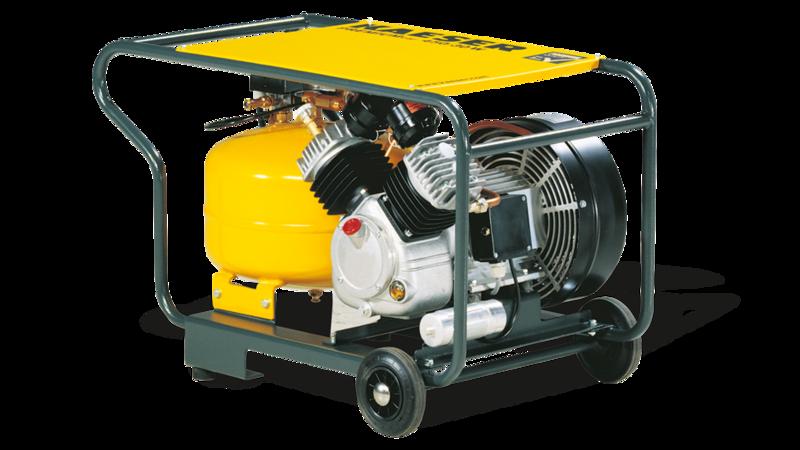 Kolbenkompressor Premium CAR 300/30W