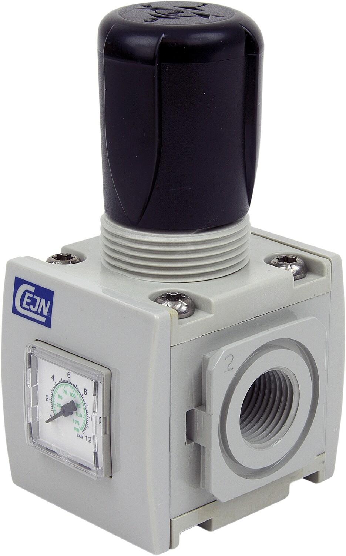 """Druckregler/Manometer Modell 652, G 1/2"""" IG"""