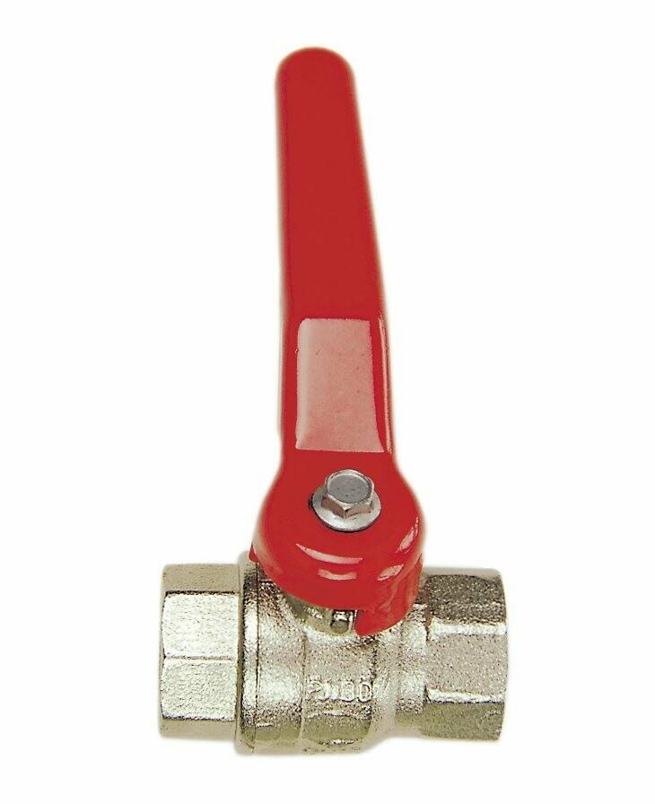 "Ball valve G 1/2"" IG/IG"