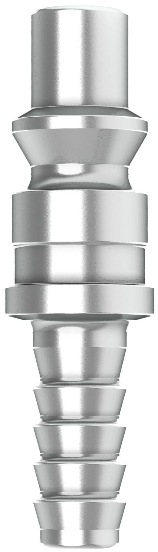 Nippel Ø   6.0 mm Schlauchanschluss, Stahl gehärtet