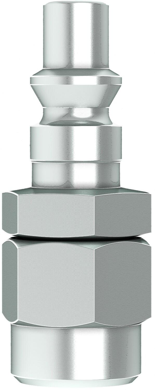 Nippel Streamline   6.5x10.0, Stahl gehärtet