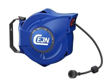 Elektro-Kabelaufroller 230 Volt, Länge 17m, inkl. CH-Stecker, IP 44