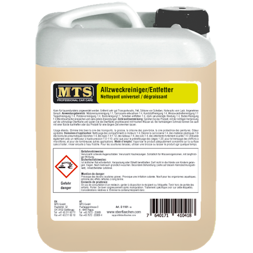 All-purpose cleaner / degreaser
