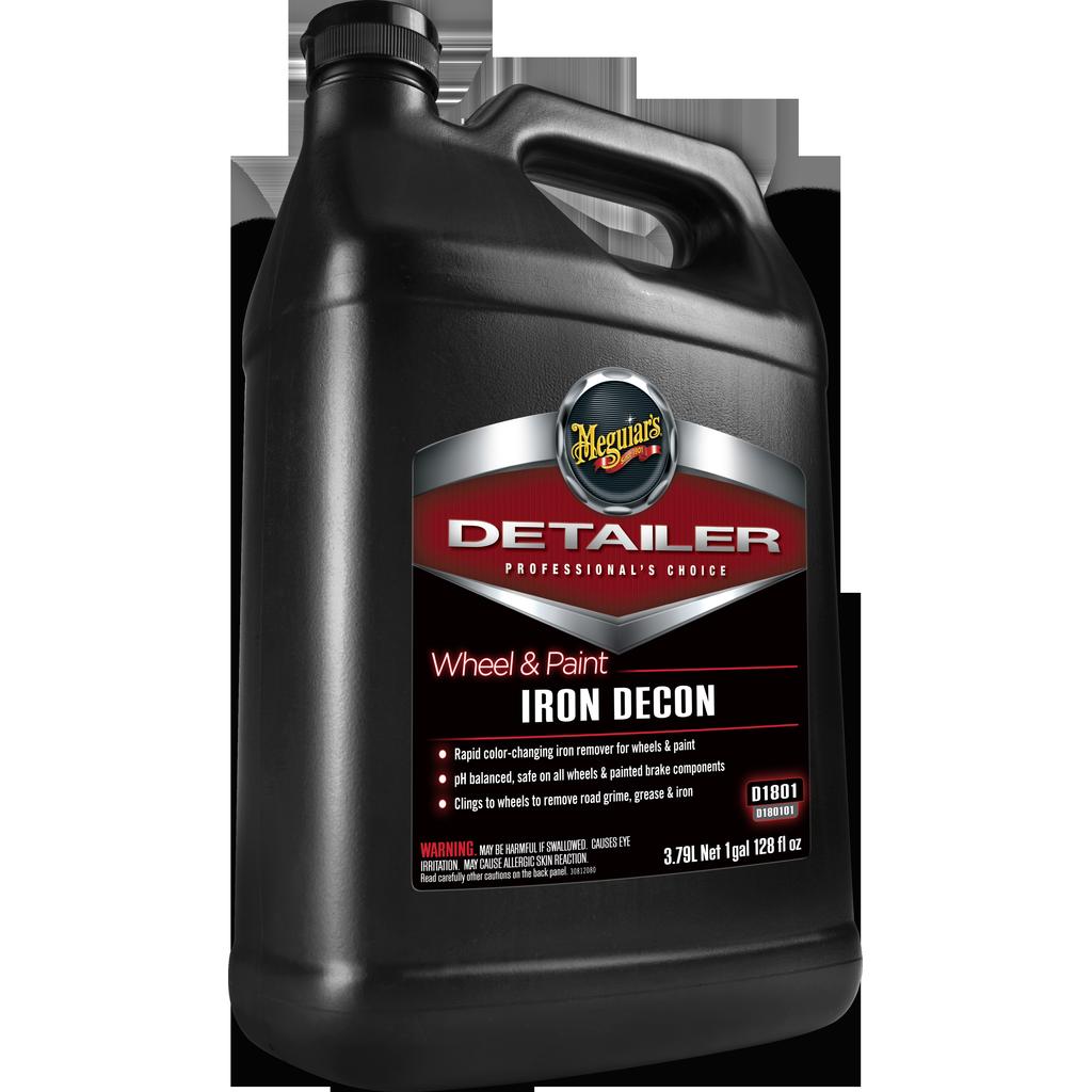 Wheel & Paint Iron Decon Flugrostentferner