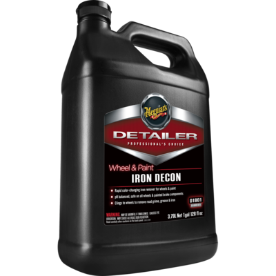 Wheel & Paint Iron Decon Instant rustproofing​