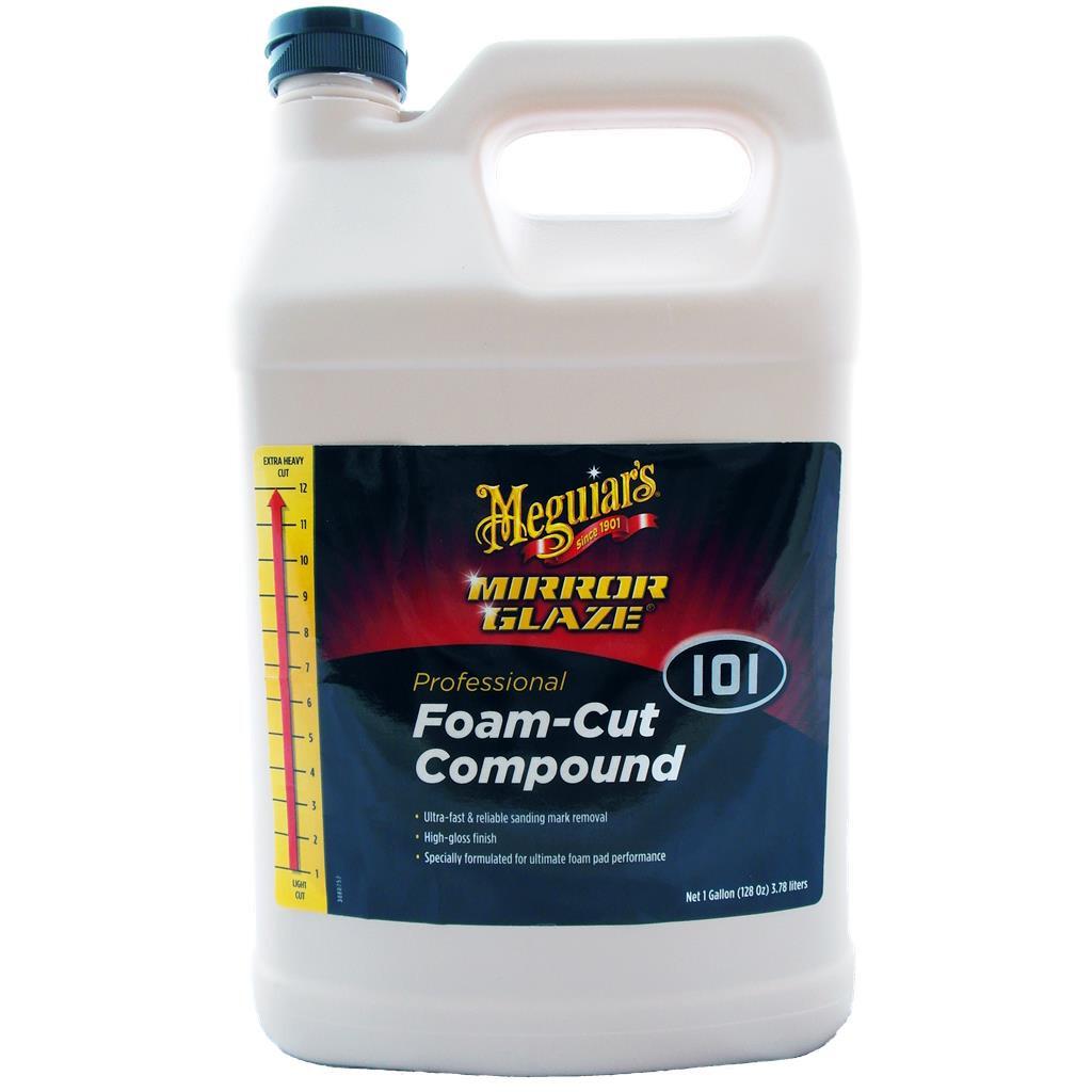 Foam Cut-Compound 101
