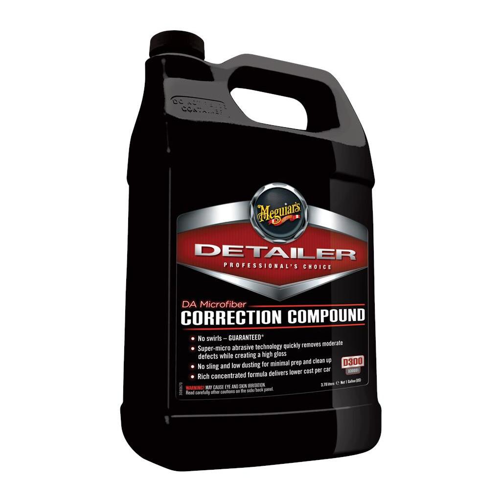DA Microfiber Correction Compound D-300