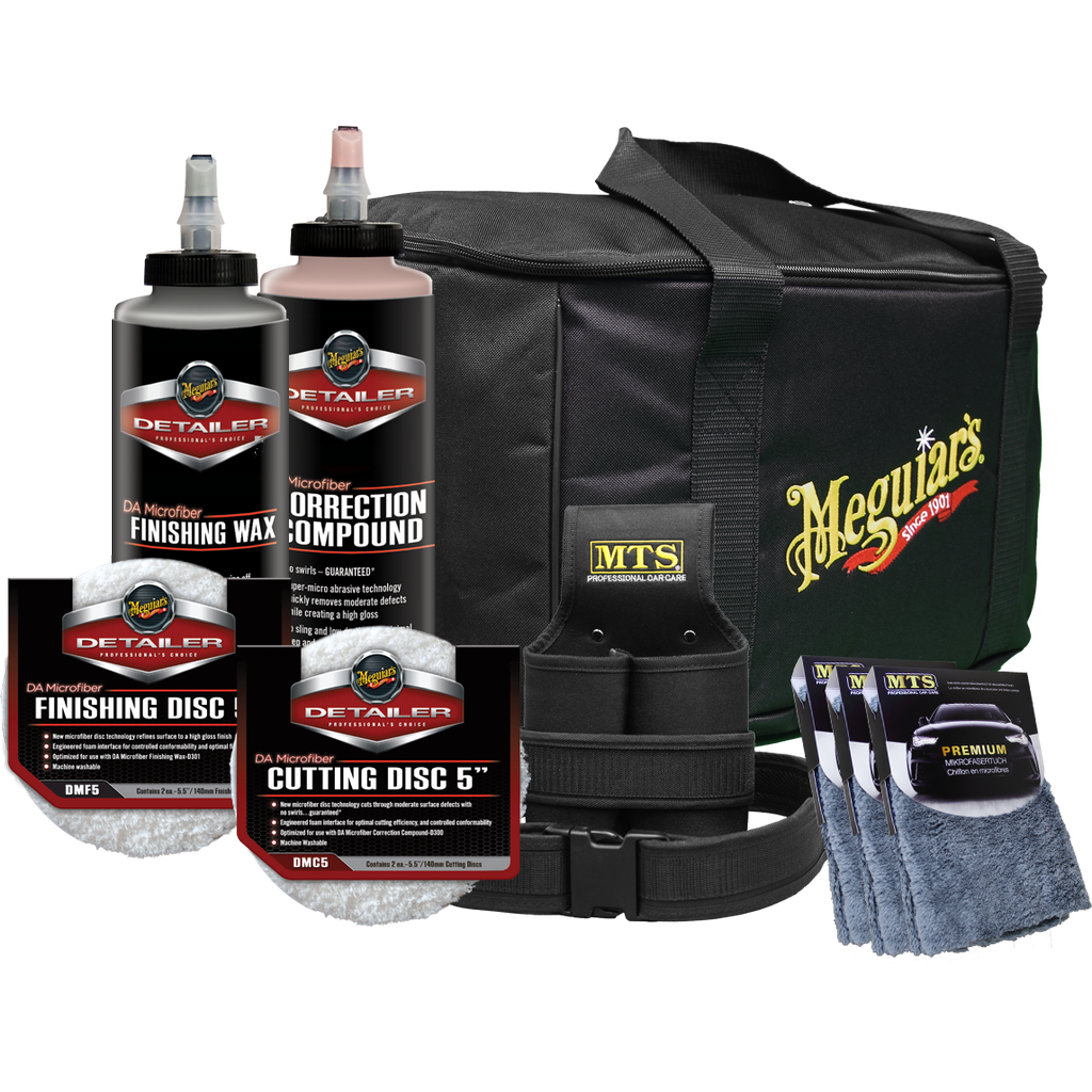 Professional - Polishing Starter Kit MF Ø125 mm