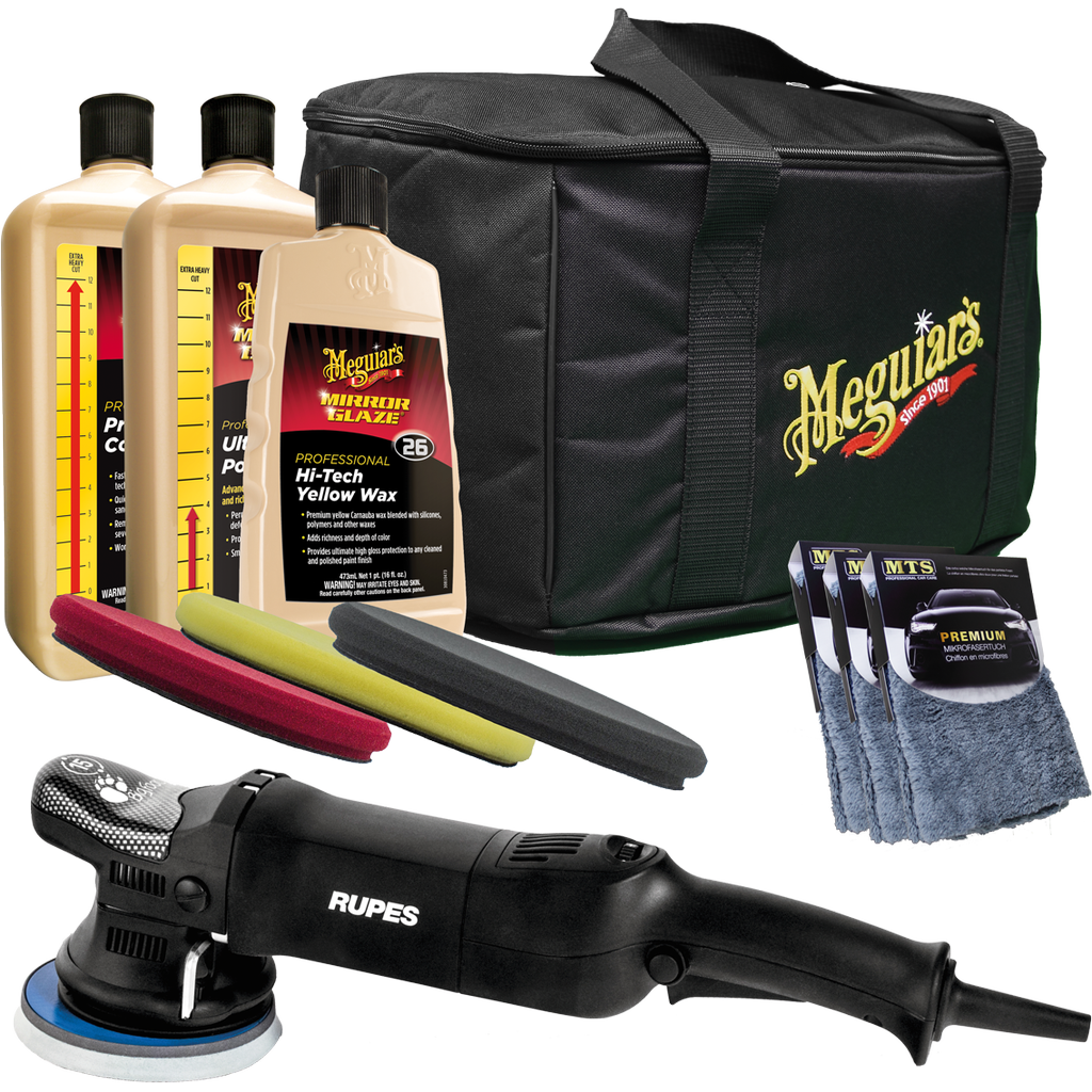 Professional - Polishing Starter Kit PROX Ø150 mm​