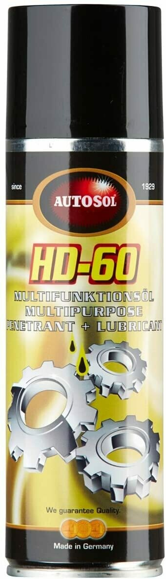 High performance multipurpose oil  HD-60