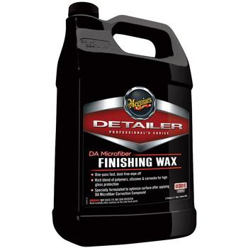 DA Microfiber Finishing Wax
