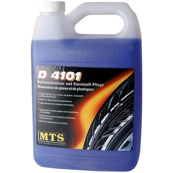 Tire blackener / plastic care
