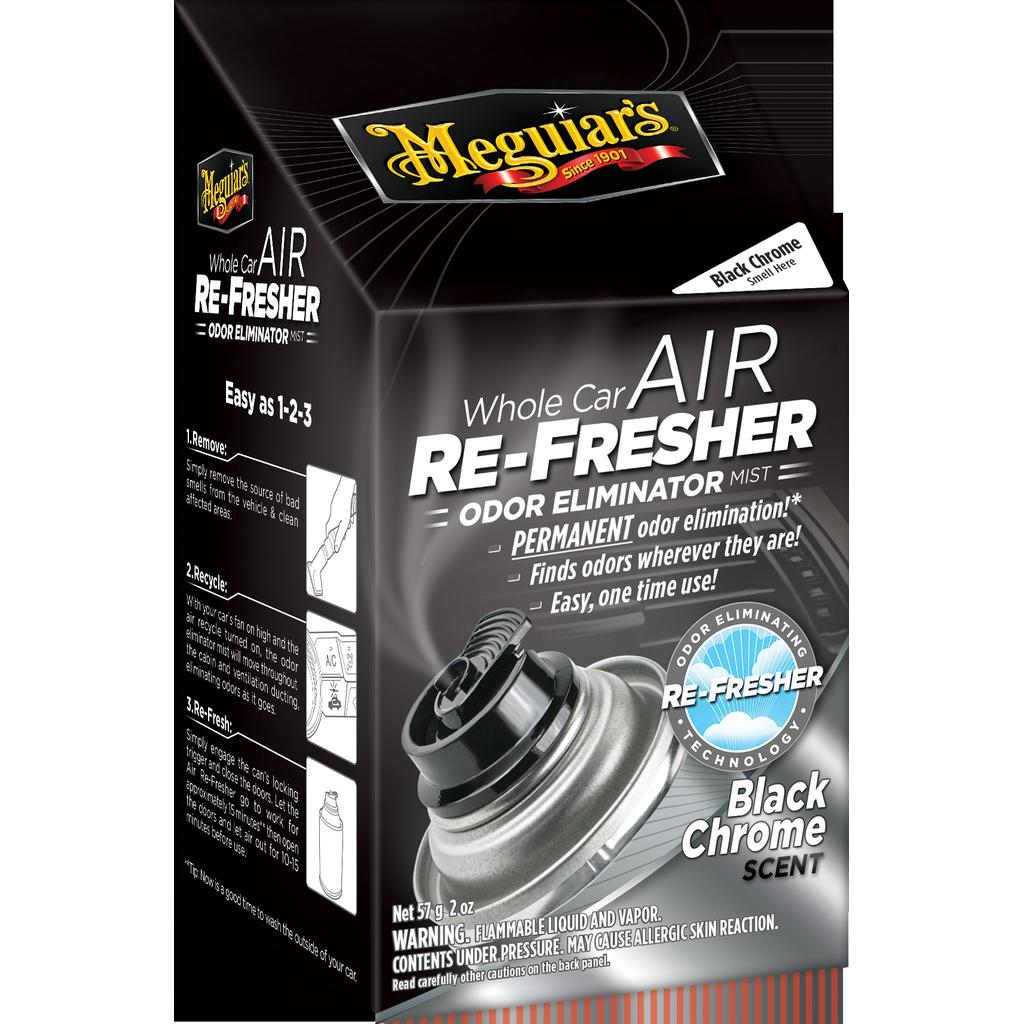 "Air Re-Fresher ""Black Chrome"""