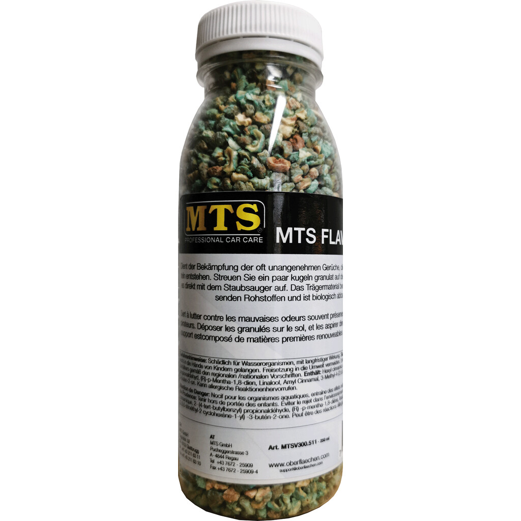 Flavorfix fragrance granules