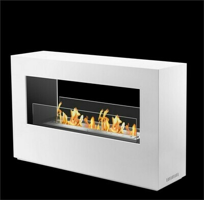 Enviro Flame Tunnel Freestanding Bio Fire
