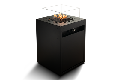 Planika Square Outdoor Gas Fire