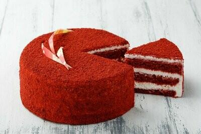 Торт красный бархат, 1 кг