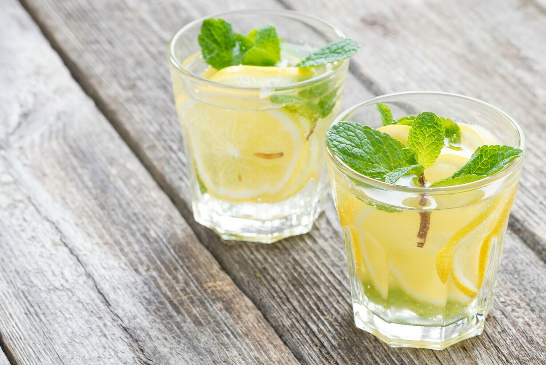 Домашний лимонад, 300 мл