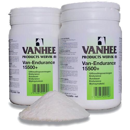 Van-Endurance 15500+