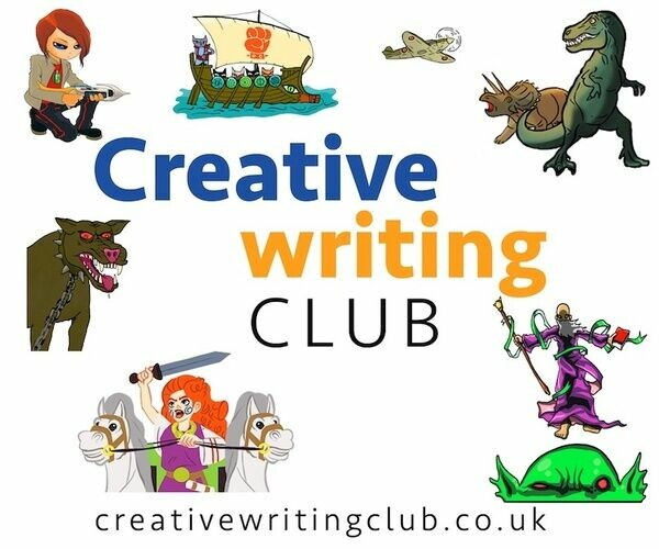 Creative Writing Club bookshop