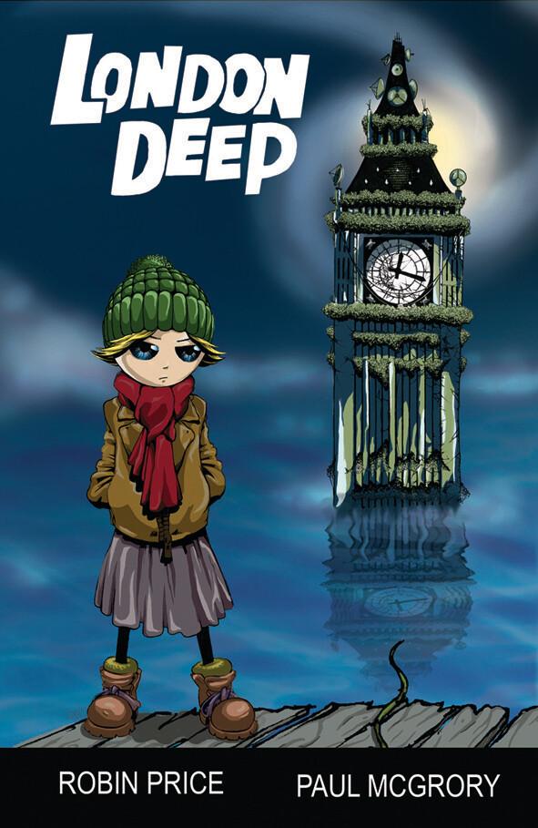 The London Deep Series (set of 5 books)