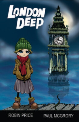 The London Deep Series (set of 5 books)
