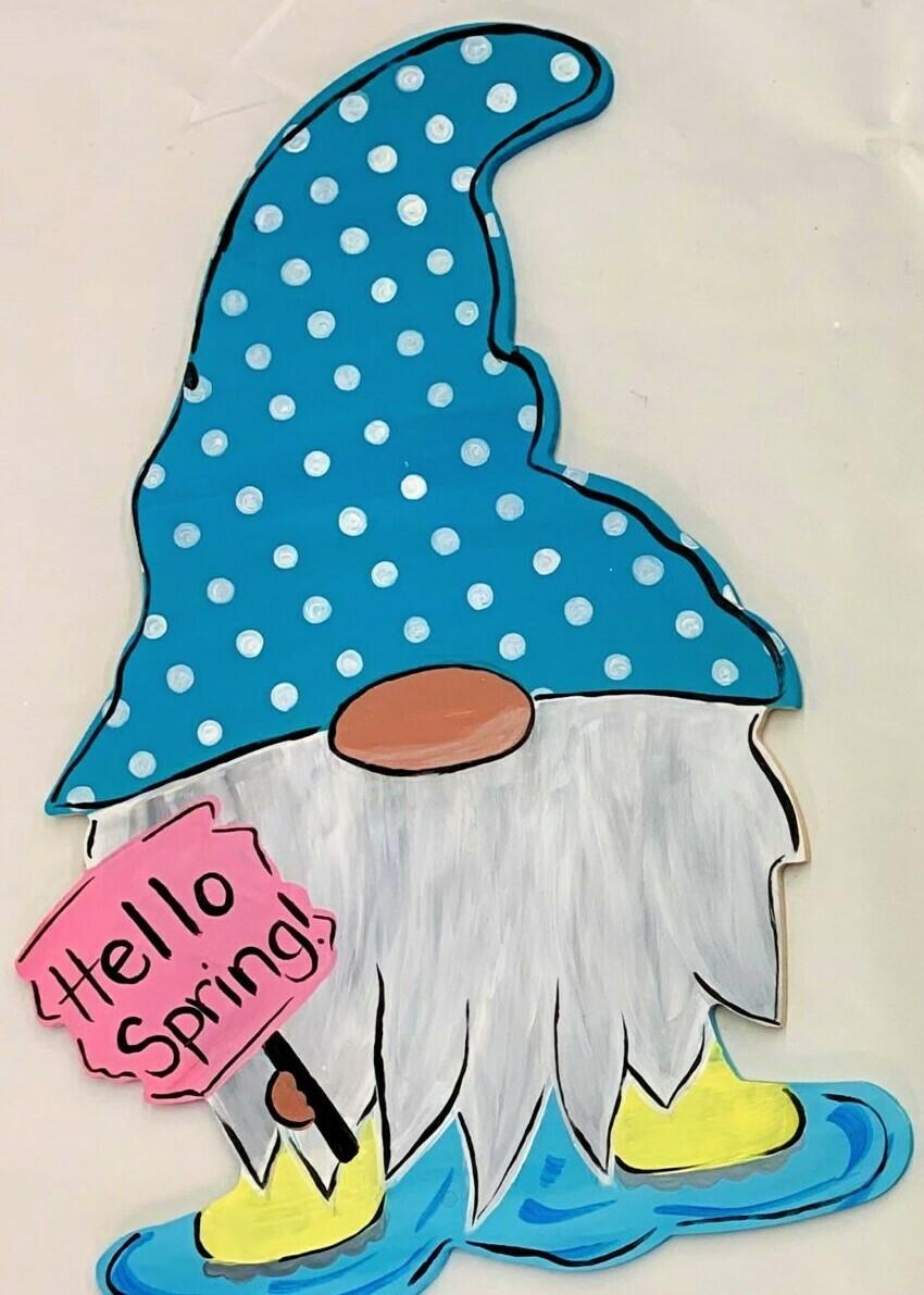 Spring Gnome Kit