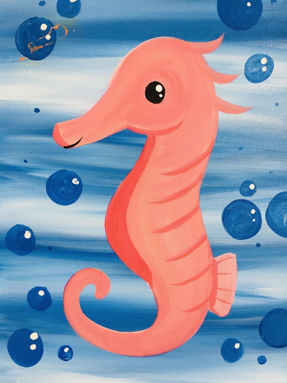 Kids Seahorse Kit