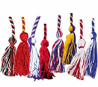 Multi-Color Graduation Cords