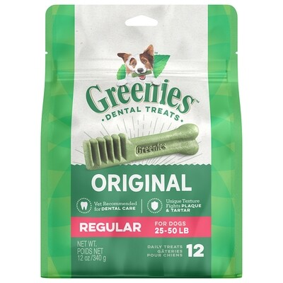 Original Greenies 12oz