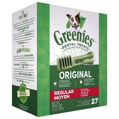 Original Greenies 27oz